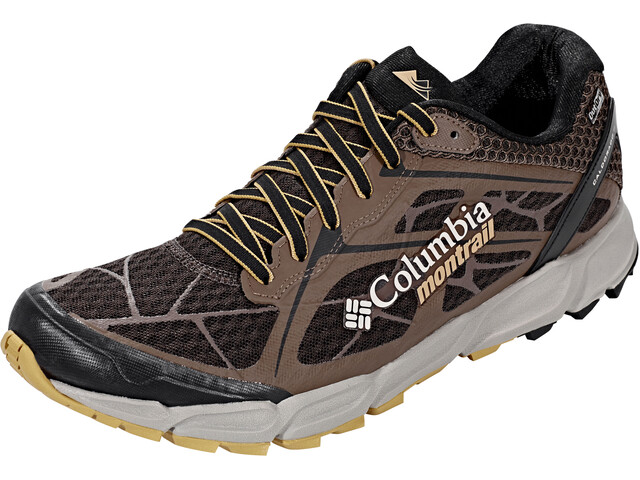 Columbia Caldorado II Outdry Shoes Herrer, jet/mud